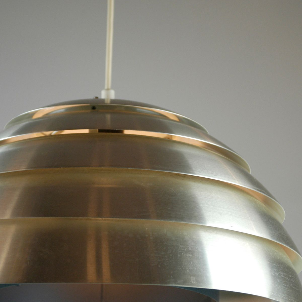 Dome pendant light by hans agne jakobsson for markaryd 1960s for no aloadofball Gallery