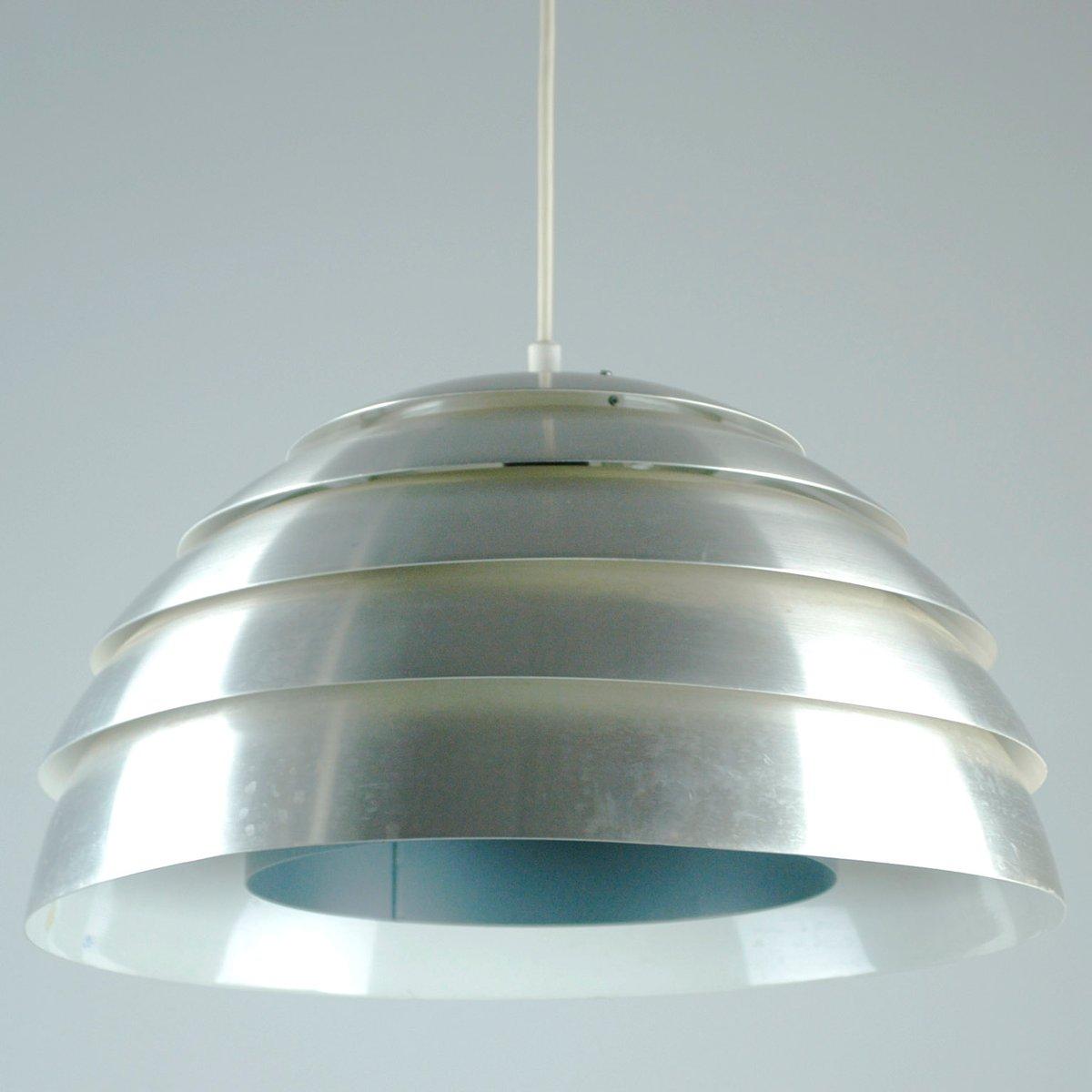 dome pendant light by hans agne jakobsson for markaryd. Black Bedroom Furniture Sets. Home Design Ideas