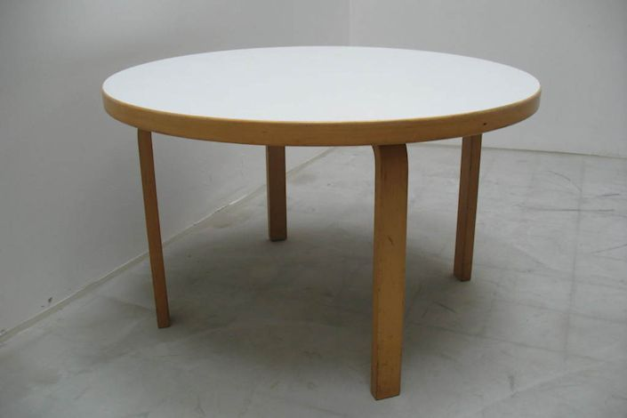 coffee table by alvar aalto for sale at pamono. Black Bedroom Furniture Sets. Home Design Ideas
