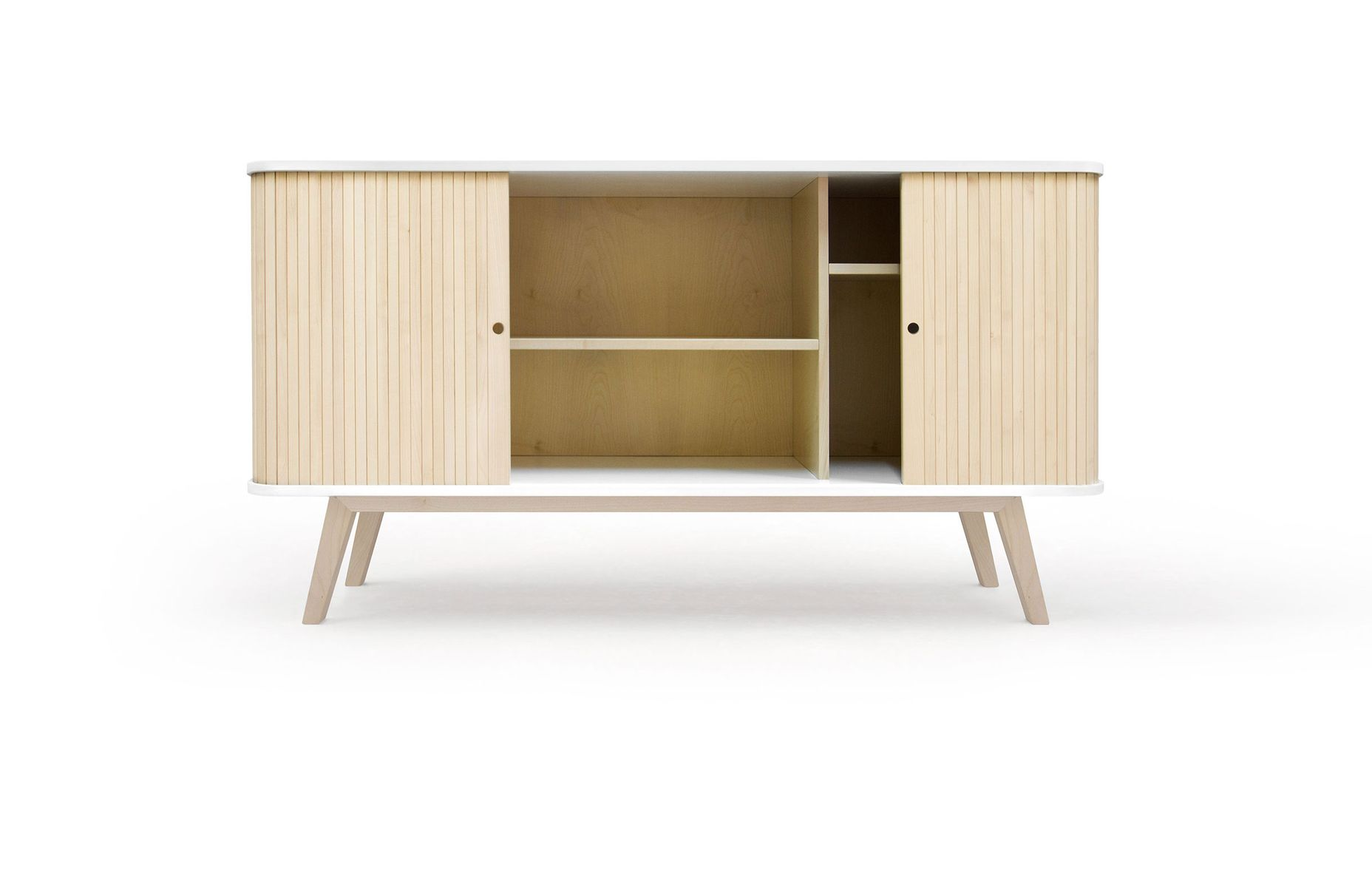 hk1 sideboard by mo ow for sale at pamono. Black Bedroom Furniture Sets. Home Design Ideas