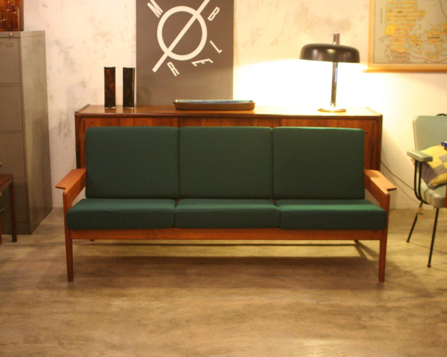 Danish Teak Sofa By Arne Wahl Iversen For Komfort 1960s For Sale At Pamono