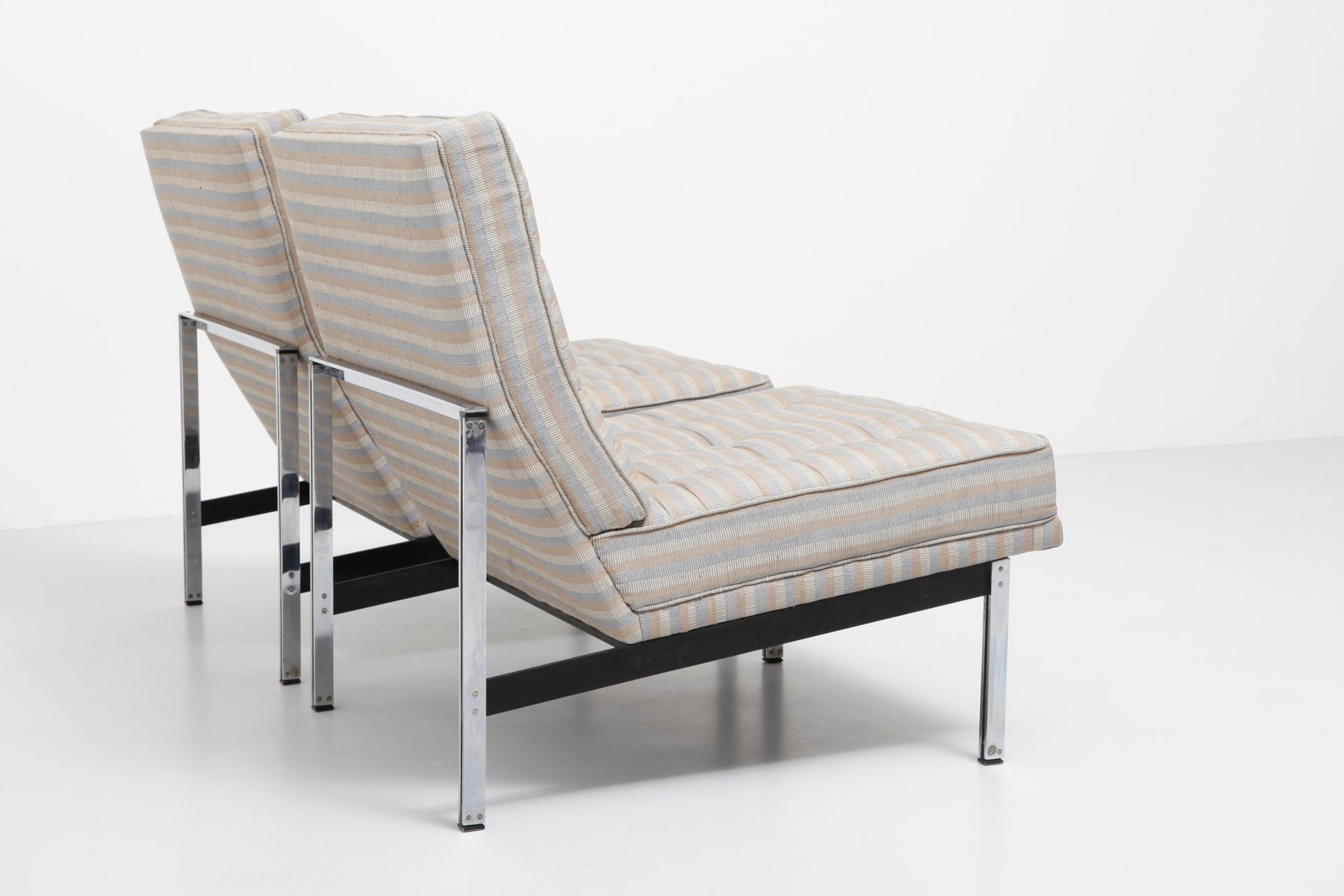 Lounge chairs by florence knoll for knoll int set of 2 for sale at pamono - Knoll inc chairs ...