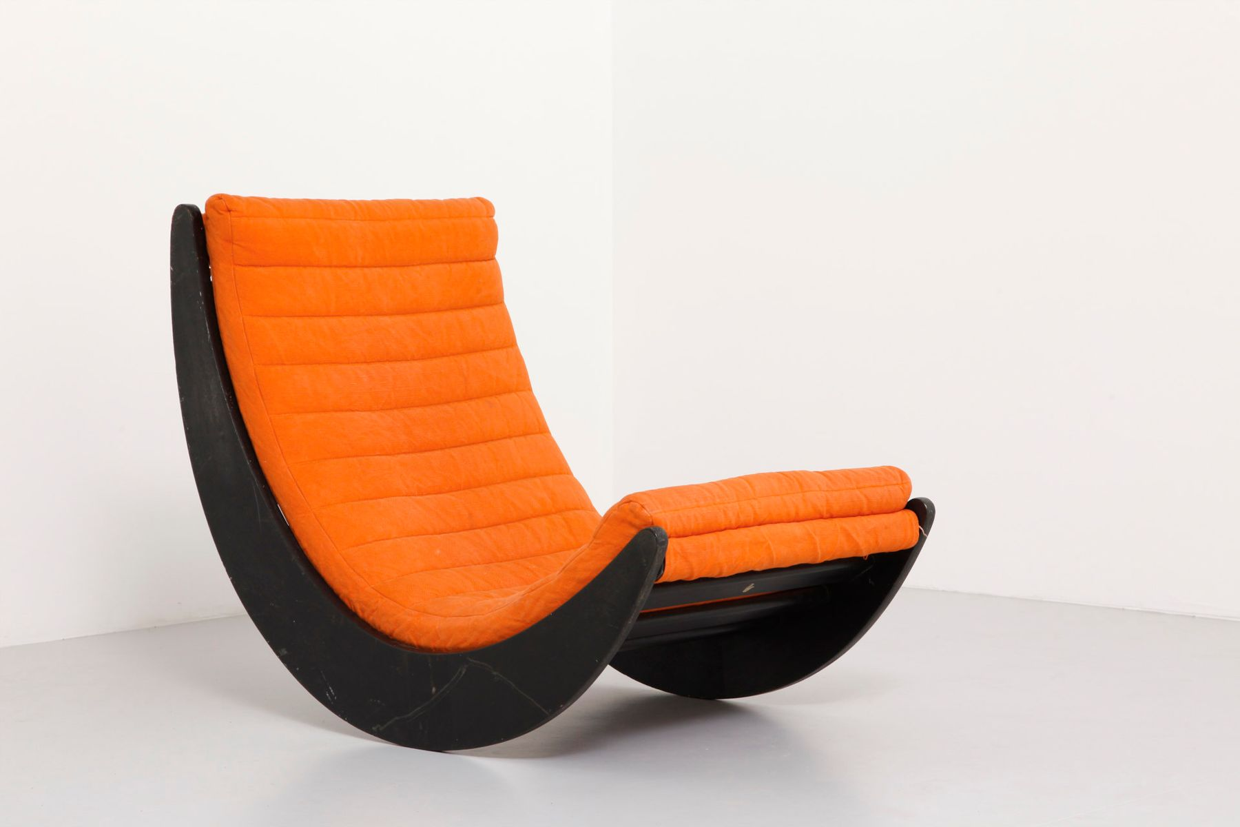 relaxer chair by verner panton for rosenthal studio for. Black Bedroom Furniture Sets. Home Design Ideas