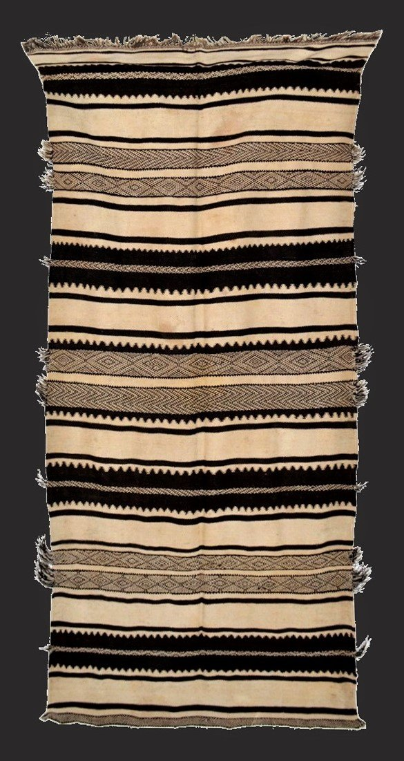tislit kelim kilim teppich 1960er bei pamono kaufen. Black Bedroom Furniture Sets. Home Design Ideas