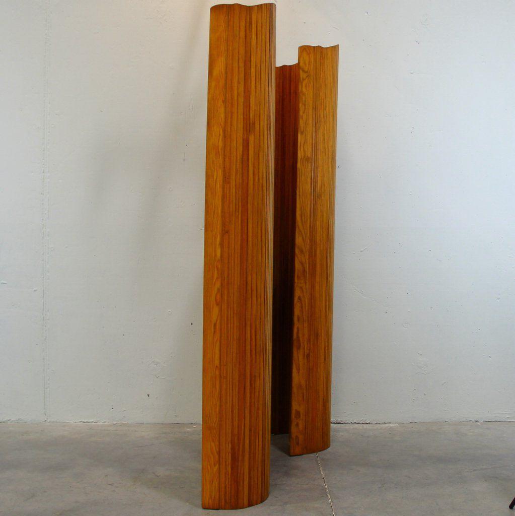 franz sischer art deco raumtrenner aus holz bei pamono kaufen. Black Bedroom Furniture Sets. Home Design Ideas