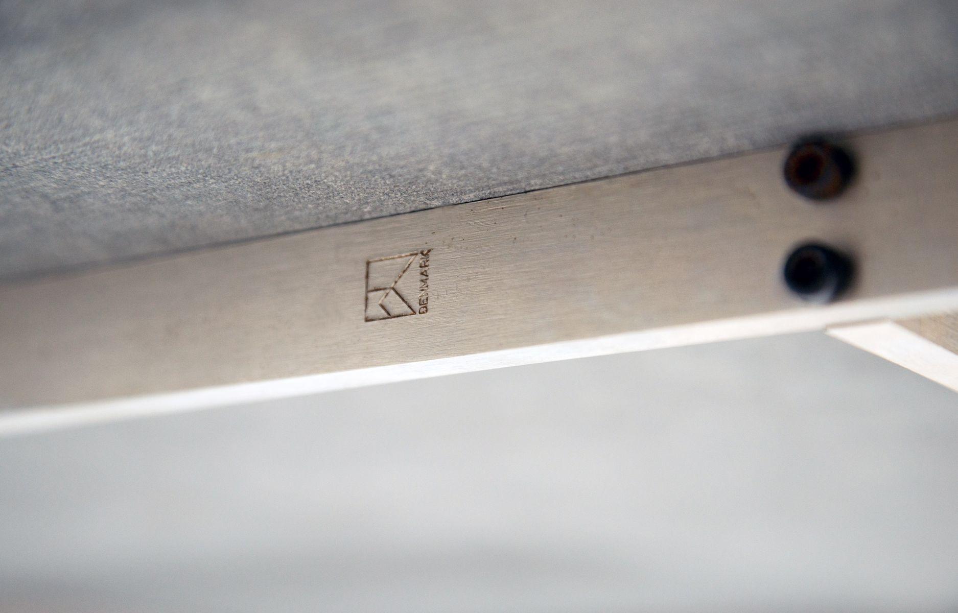 PK61 Couchtisch von Poul Kjaerholm für E Kold Christensen