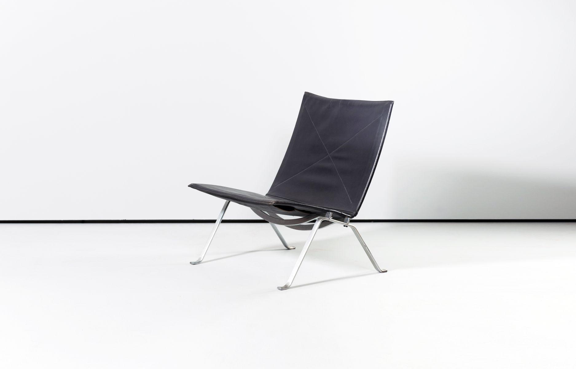 PK22 Lounge Chair By Poul Kjaerholm For E. Kold Christensen
