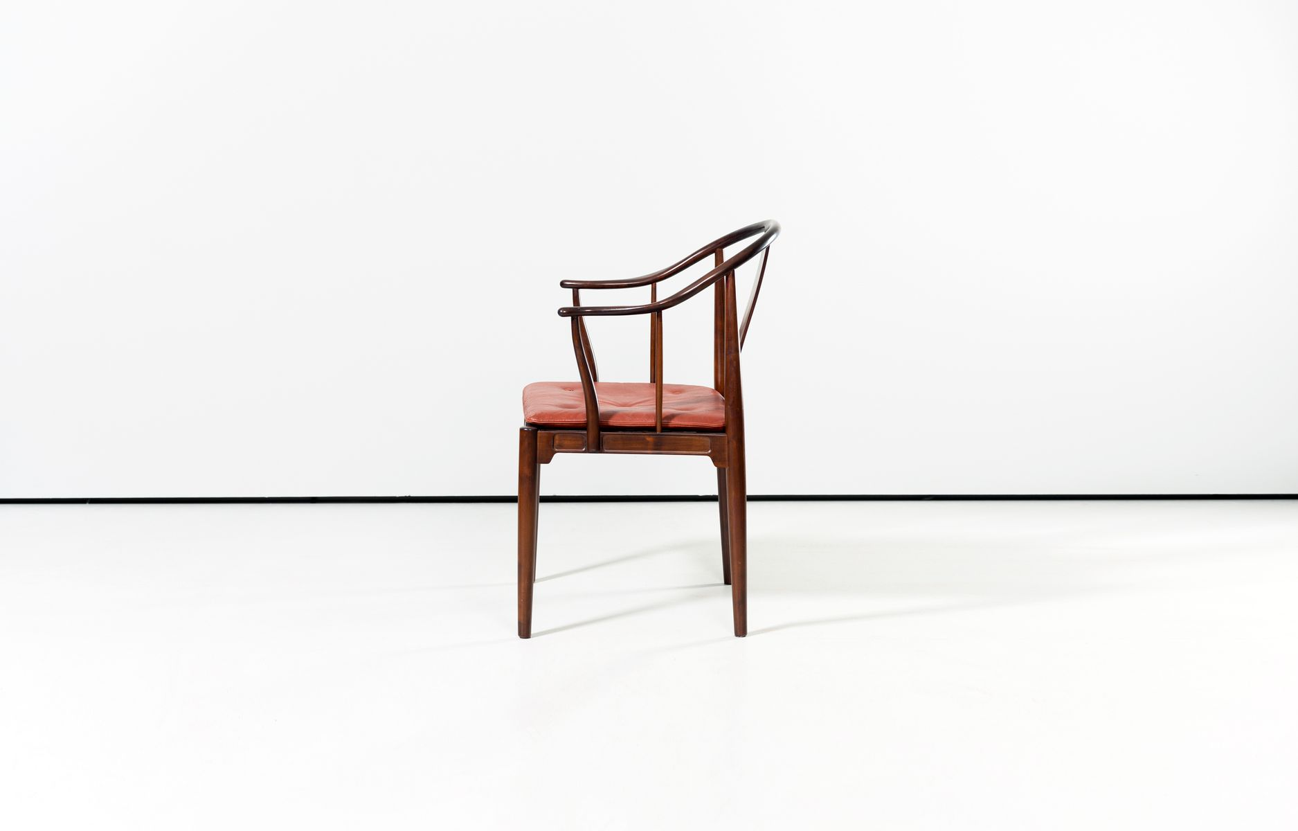 chinesischer stuhl von hans j wegner f r fritz hansen. Black Bedroom Furniture Sets. Home Design Ideas
