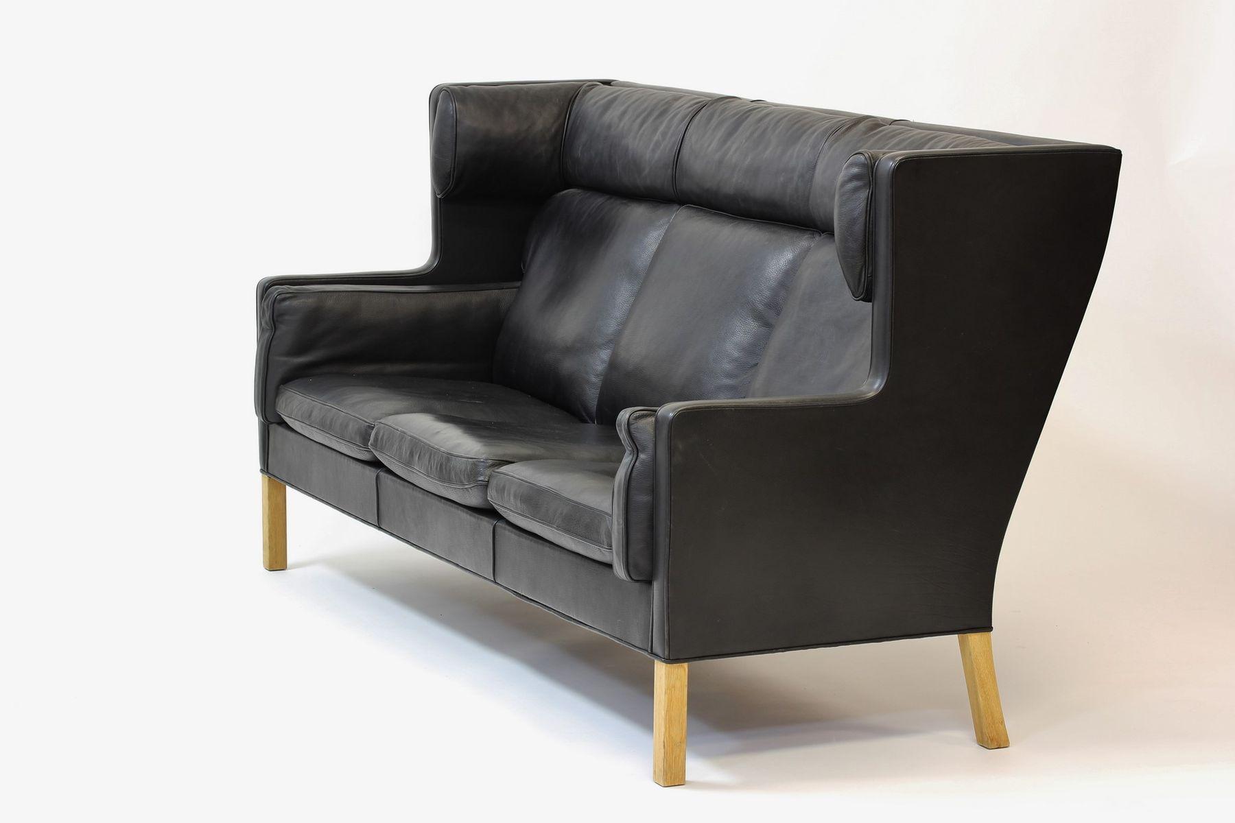 coup sofa von b rge mogensen f r fredericia 1960er bei. Black Bedroom Furniture Sets. Home Design Ideas