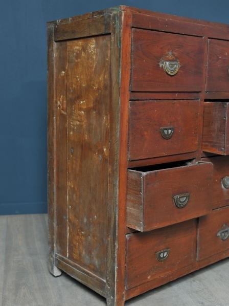 meuble de mercerie vintage en vente sur pamono. Black Bedroom Furniture Sets. Home Design Ideas