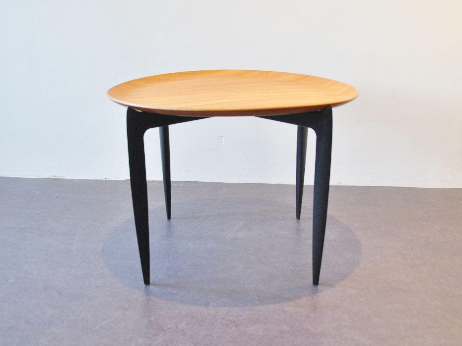 bakkebord coffee table by h engholm for fritz hansen for. Black Bedroom Furniture Sets. Home Design Ideas