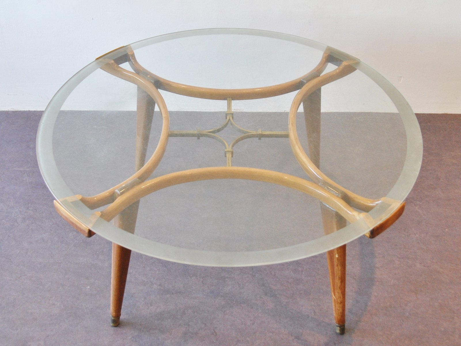 Mid Century Coffee Table by William Watting for Fristho 1955 for