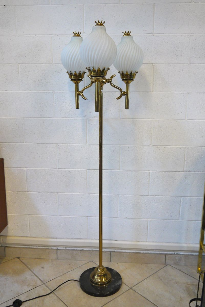 Italian floor lamp 1950s for sale at pamono for 1950s floor lamps