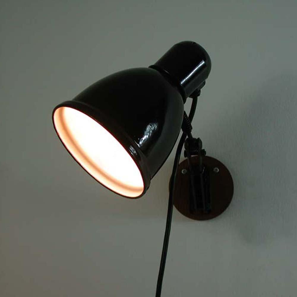 industrie wandlampe von fabrilux deutschland 1930er bei. Black Bedroom Furniture Sets. Home Design Ideas