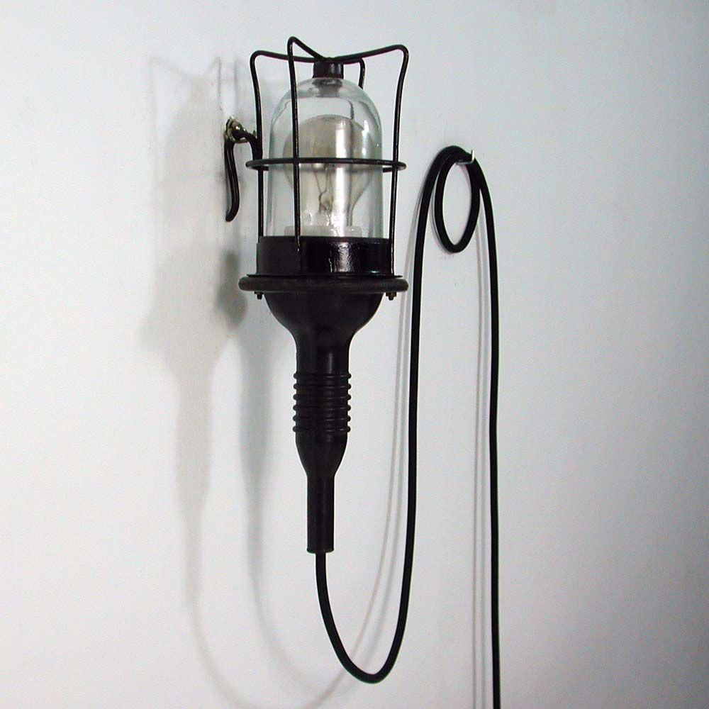 vintage industrie wandlampe deutschland 1960er bei pamono kaufen. Black Bedroom Furniture Sets. Home Design Ideas
