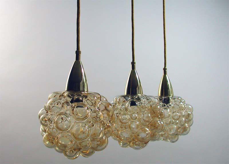 limburg bubble pendelleuchte von helena tynell und heinrich gantenbrink f r glash tte limburg. Black Bedroom Furniture Sets. Home Design Ideas