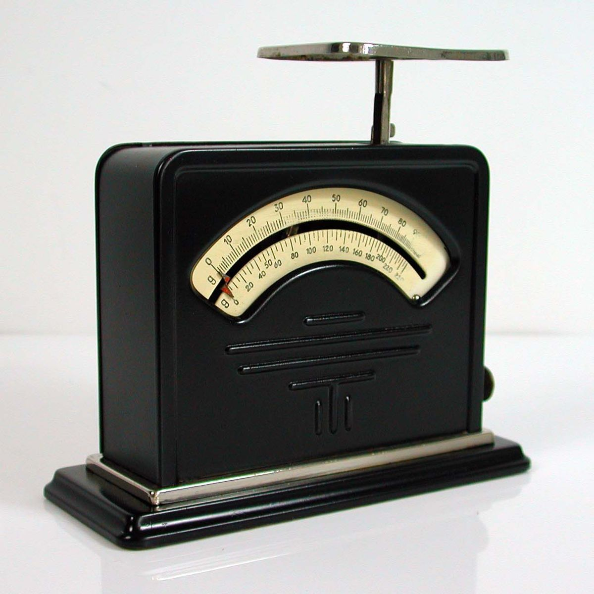 bauhaus letter scale by jakob maul 1930s for sale at pamono With letter scales for sale