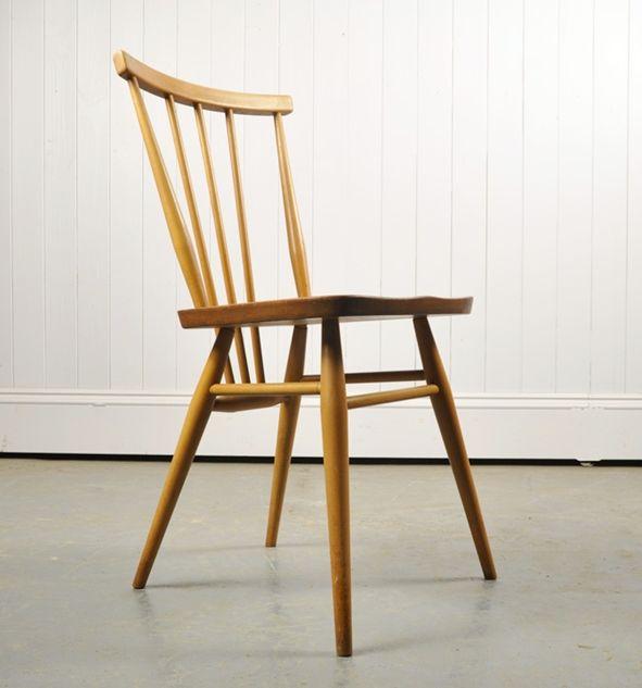 windsor stuhl von ercol 1960er bei pamono kaufen. Black Bedroom Furniture Sets. Home Design Ideas