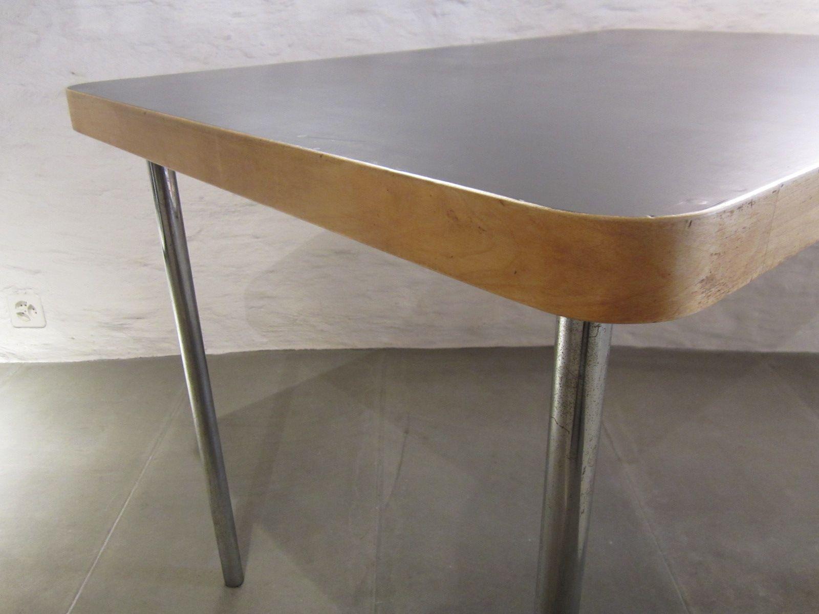 tisch von marcel breuer f r embru wohnbedarf bei pamono kaufen. Black Bedroom Furniture Sets. Home Design Ideas