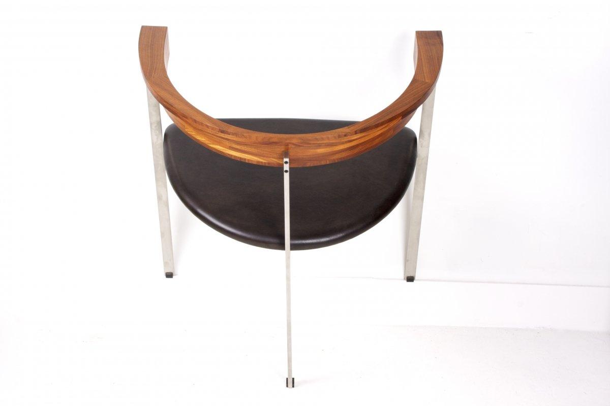 PK11 Chair by Poul Kjaerholm for sale at Pamono