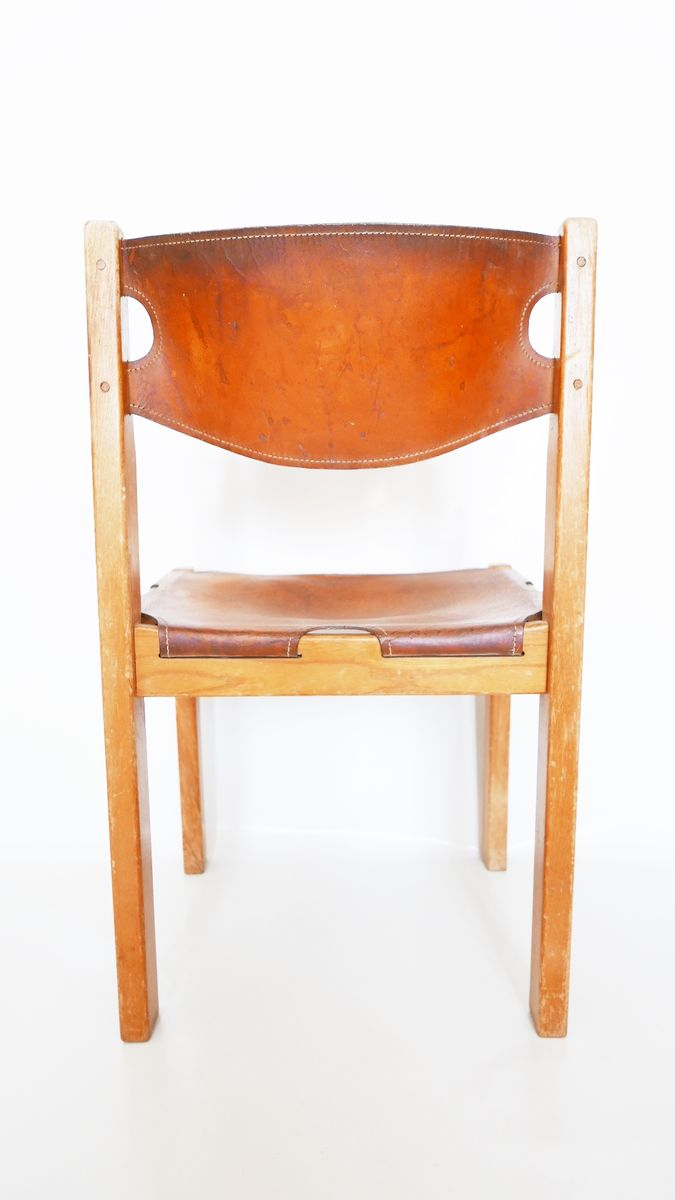 camel leather chair mid century camel colored leather dining chairs 1960s 1960