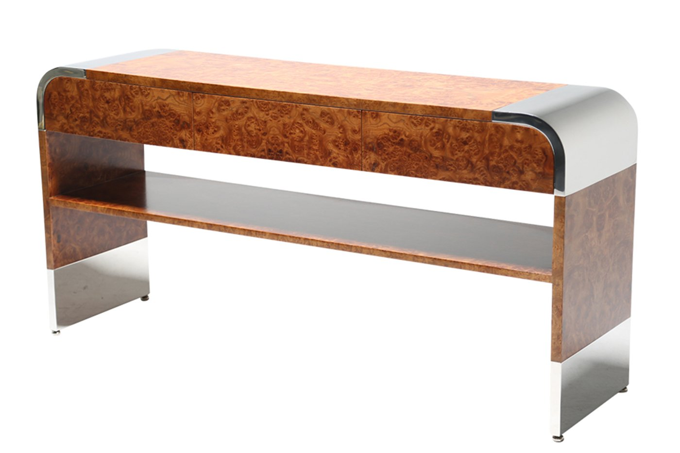 Vintage console table from pace collection 1970s for sale at pamono Retro sofa table