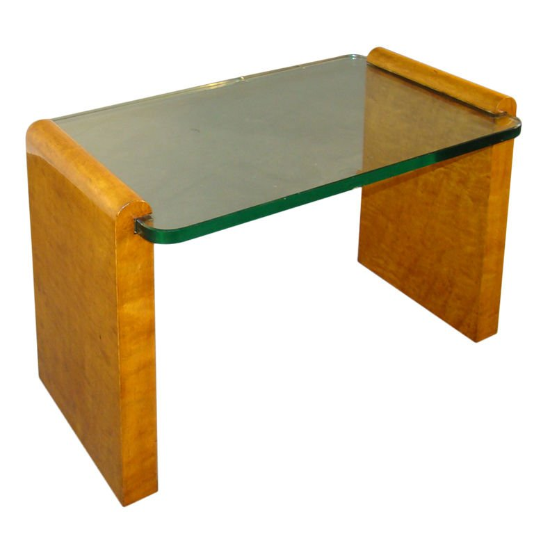 Art Deco Table By Jacques Adnet