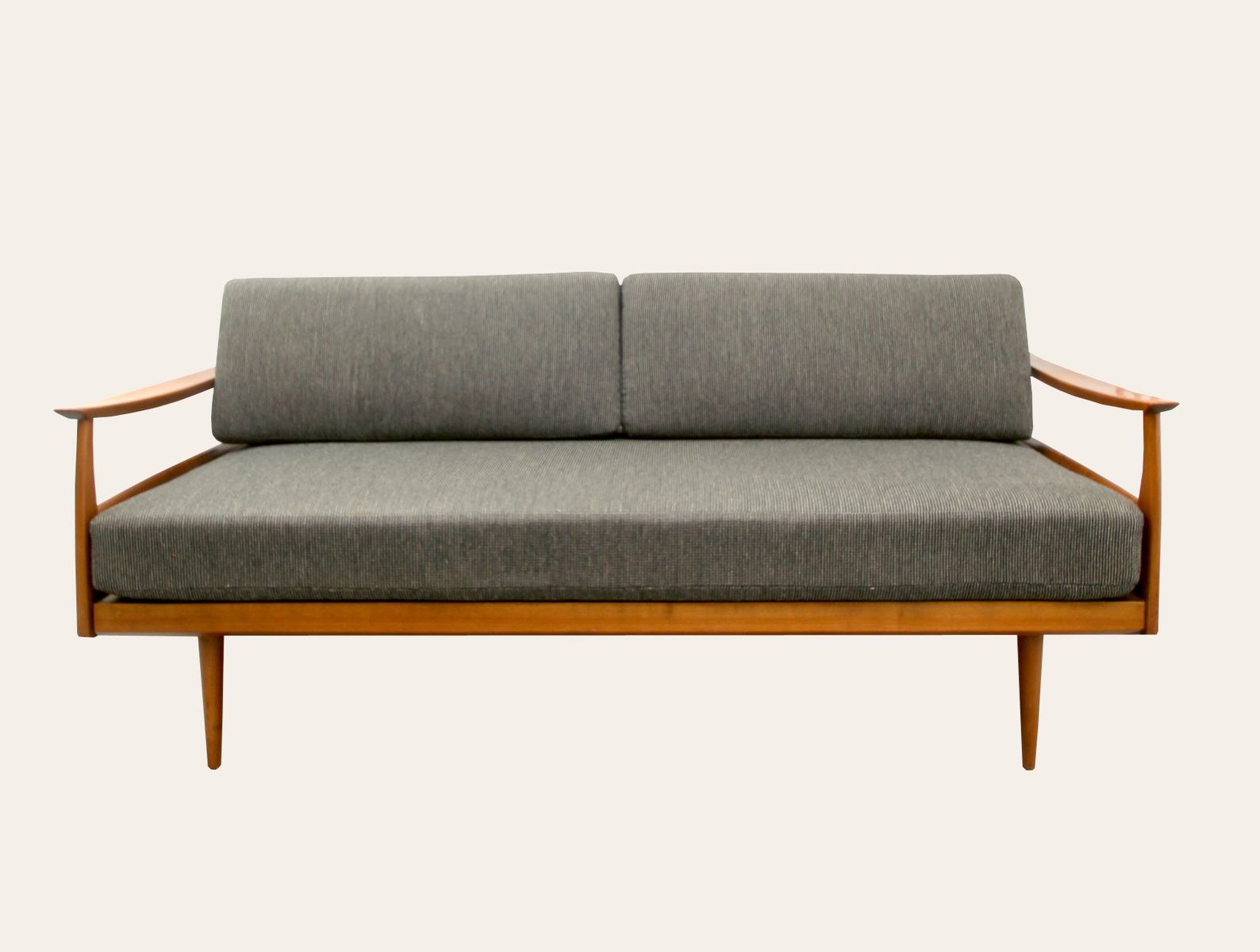 Extendable Daybed from Knoll Antimott, 1950s for sale at Pamono