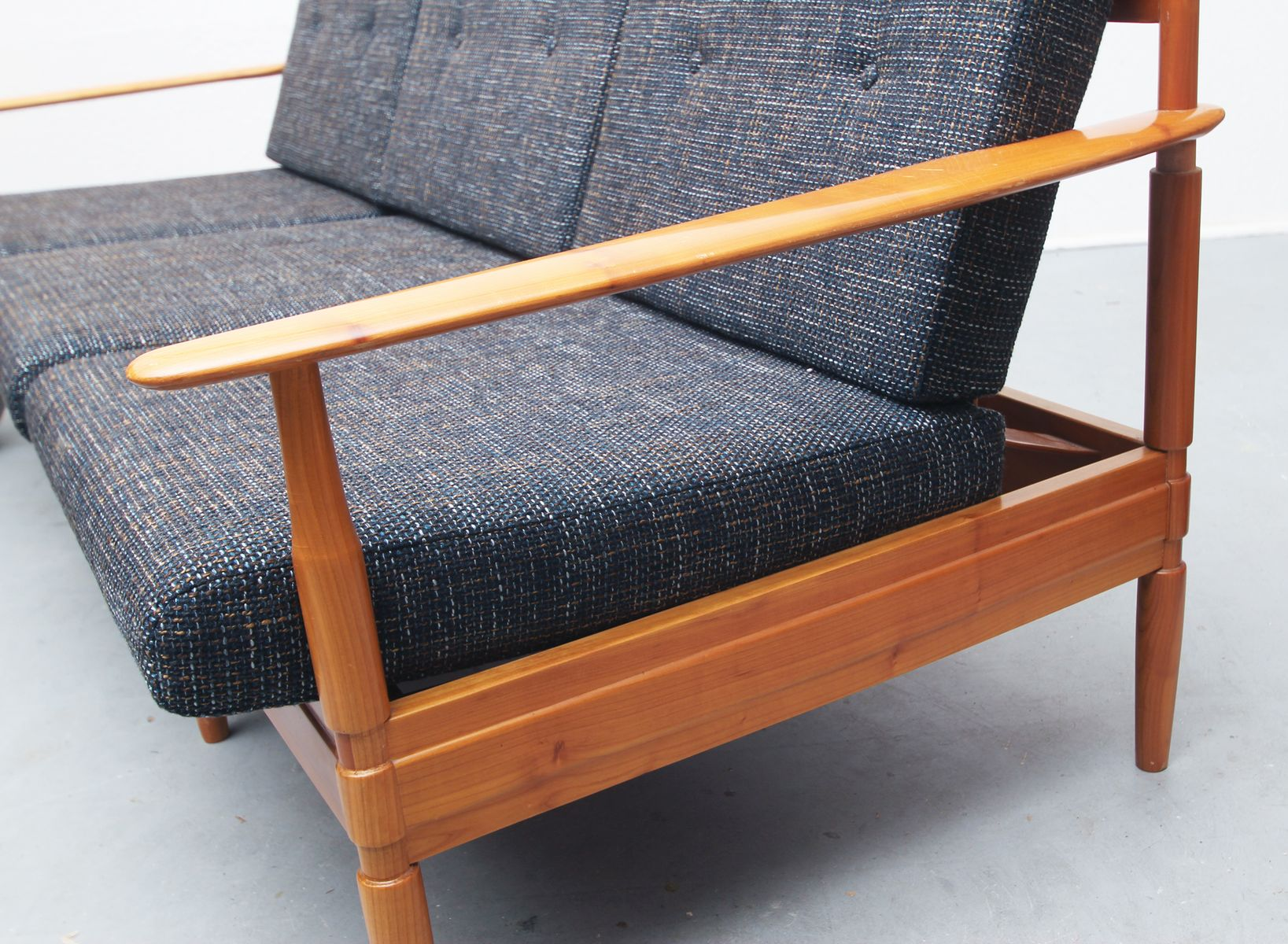 3 Sitzer Sofa Aus Deutschland 1960er Bei Pamono Kaufen