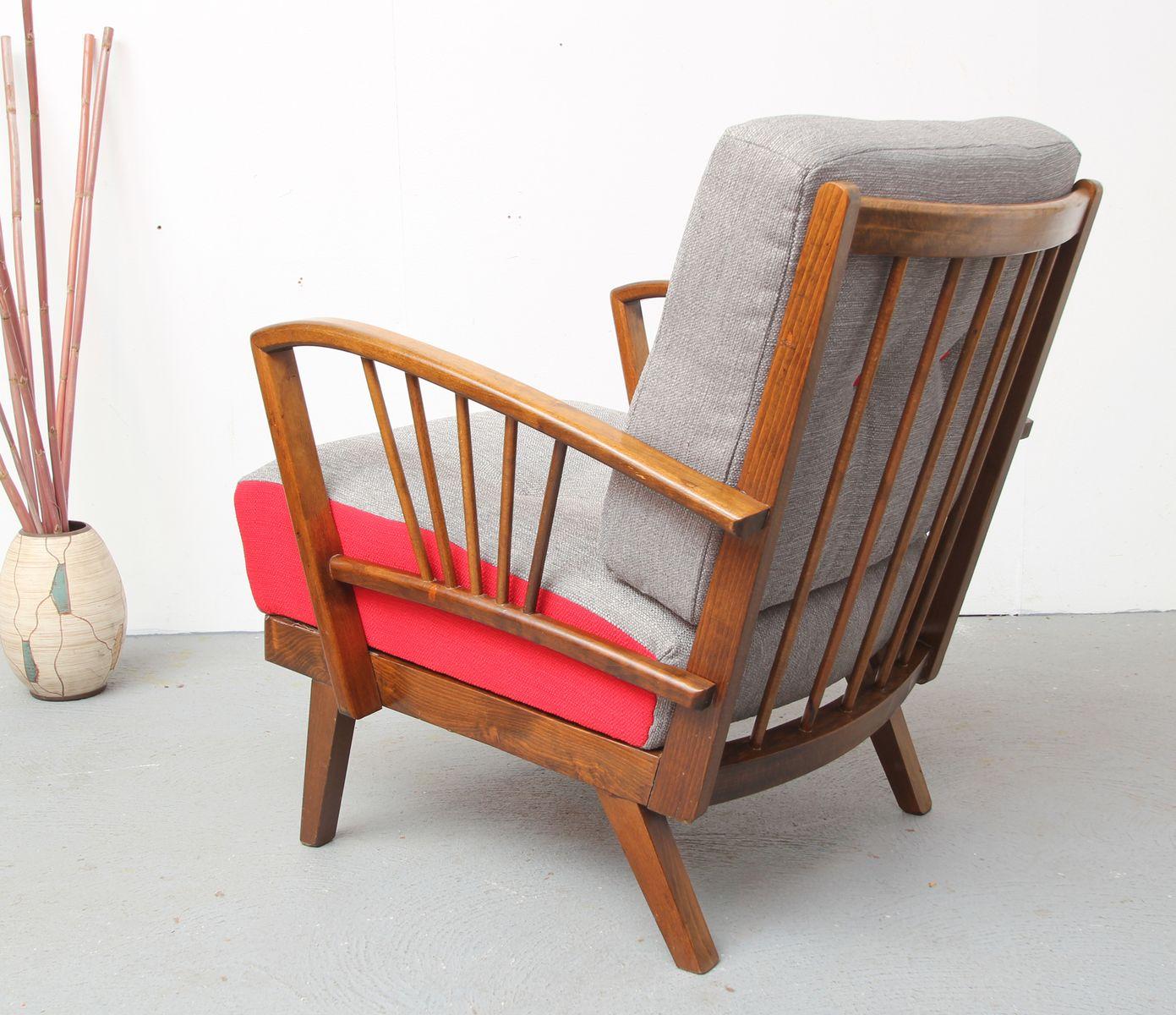 Mid century sessel 1950er bei pamono kaufen - Sessel mid century ...