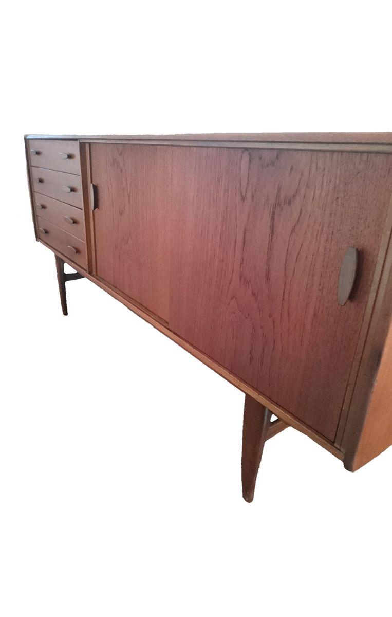mid century sideboard aus teak von welters of wycombe bei. Black Bedroom Furniture Sets. Home Design Ideas