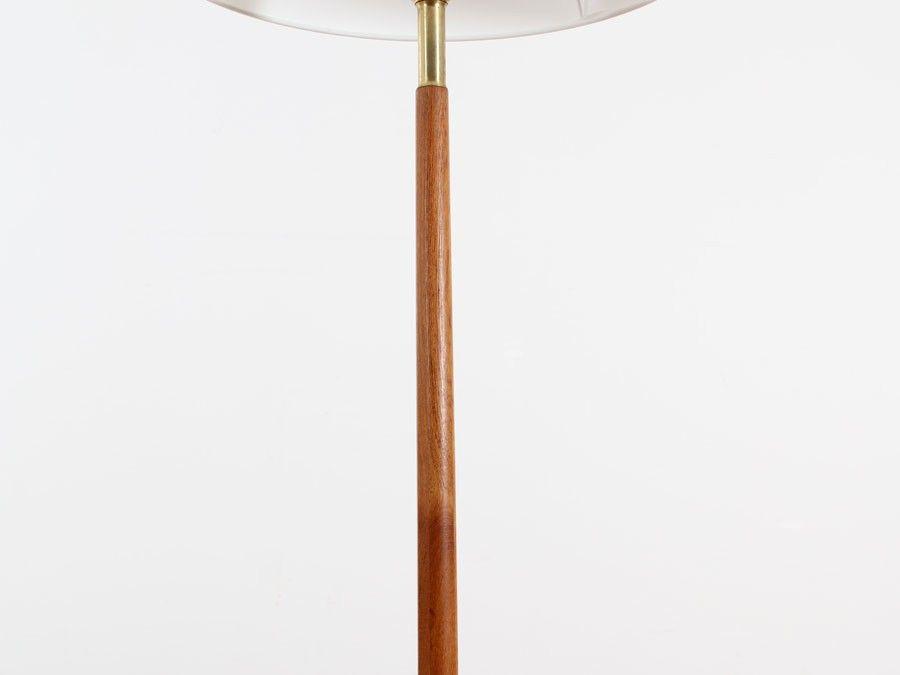 Scandinavian Floor Lamp: Scandinavian Floor Lamp by Uno & Osten Kristensson for Luxus,Lighting
