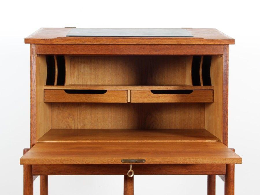 Scandinavian Model 67 Secretary by Arne Wahl Iversen for ...