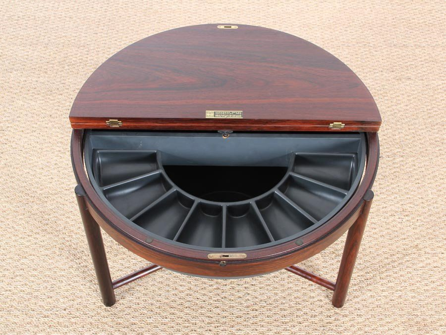 Coffee Table And Bar By Rolf Rastad amp Adolf Relling For