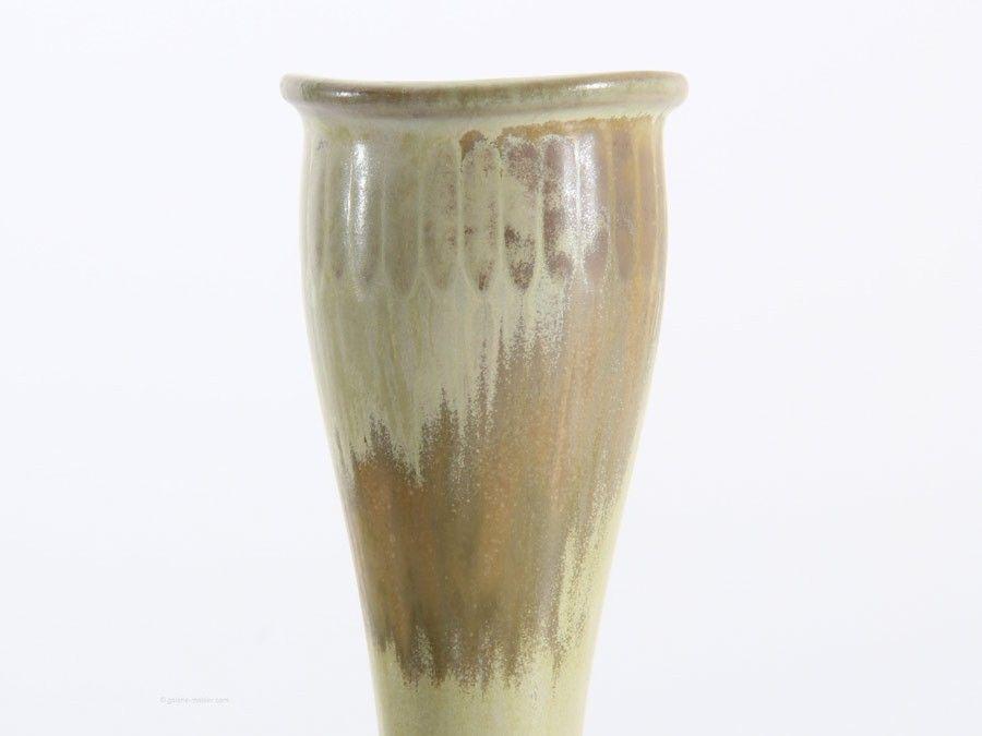vase scandinave sable par gunnar nylund pour r rstrand en vente sur pamono. Black Bedroom Furniture Sets. Home Design Ideas