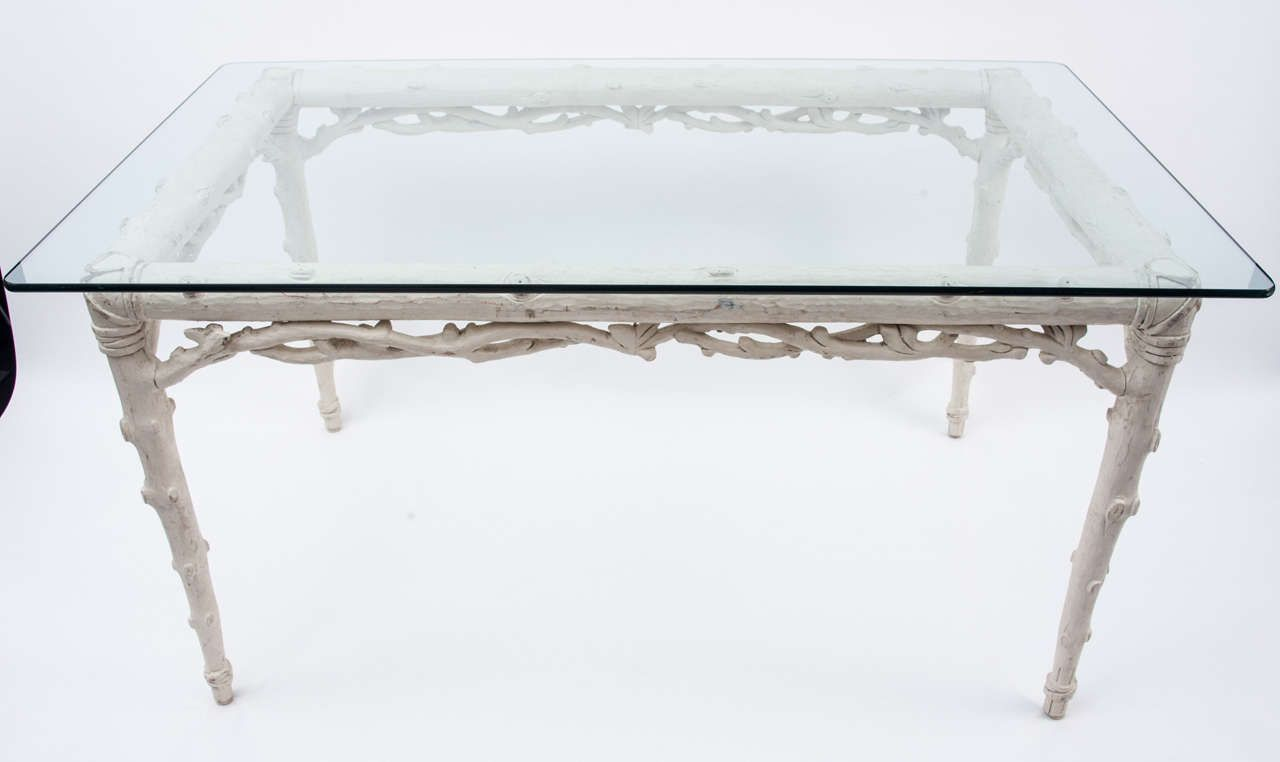 Carved Wood Coffee Table By Maison Jansen For Sale At Pamono