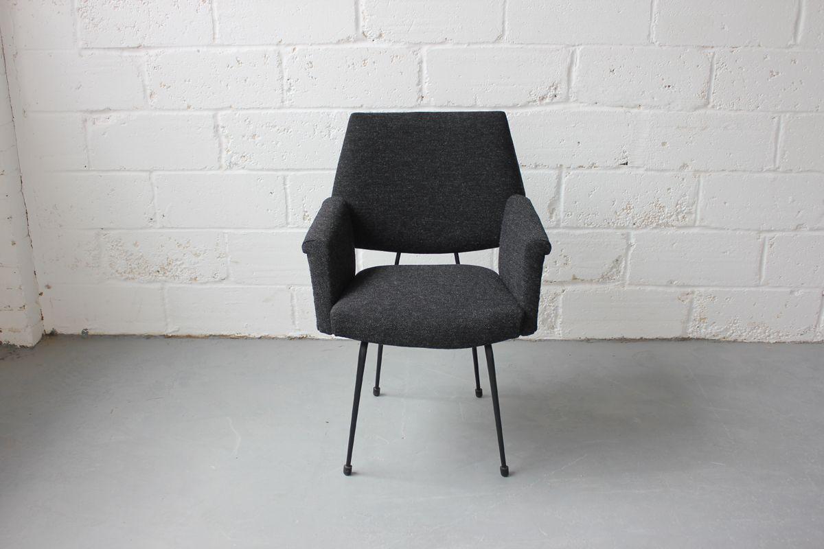 franz sischer vintage schreibtischstuhl 1950er bei pamono kaufen. Black Bedroom Furniture Sets. Home Design Ideas
