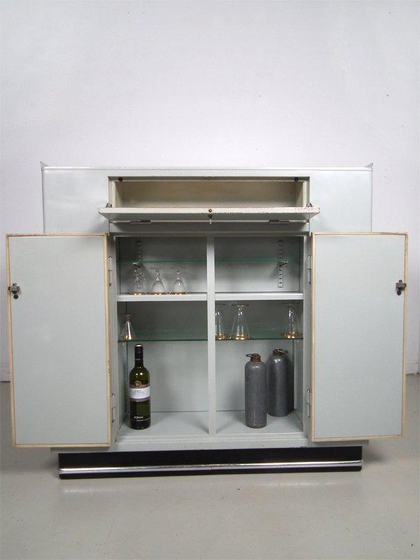 niederl ndischer vintage zahnarzt schrank von baisch bei pamono kaufen. Black Bedroom Furniture Sets. Home Design Ideas