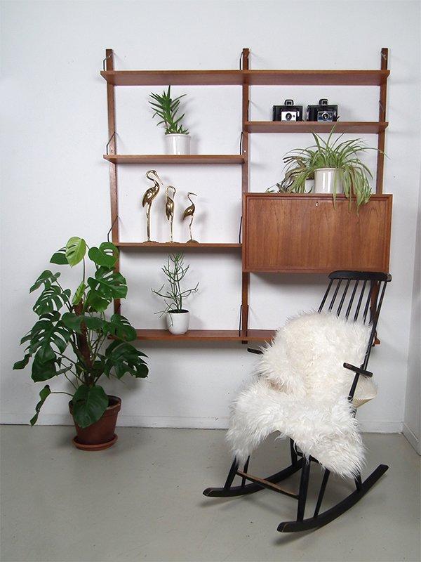royal system von poul cadovius f r cado 1959 bei pamono. Black Bedroom Furniture Sets. Home Design Ideas