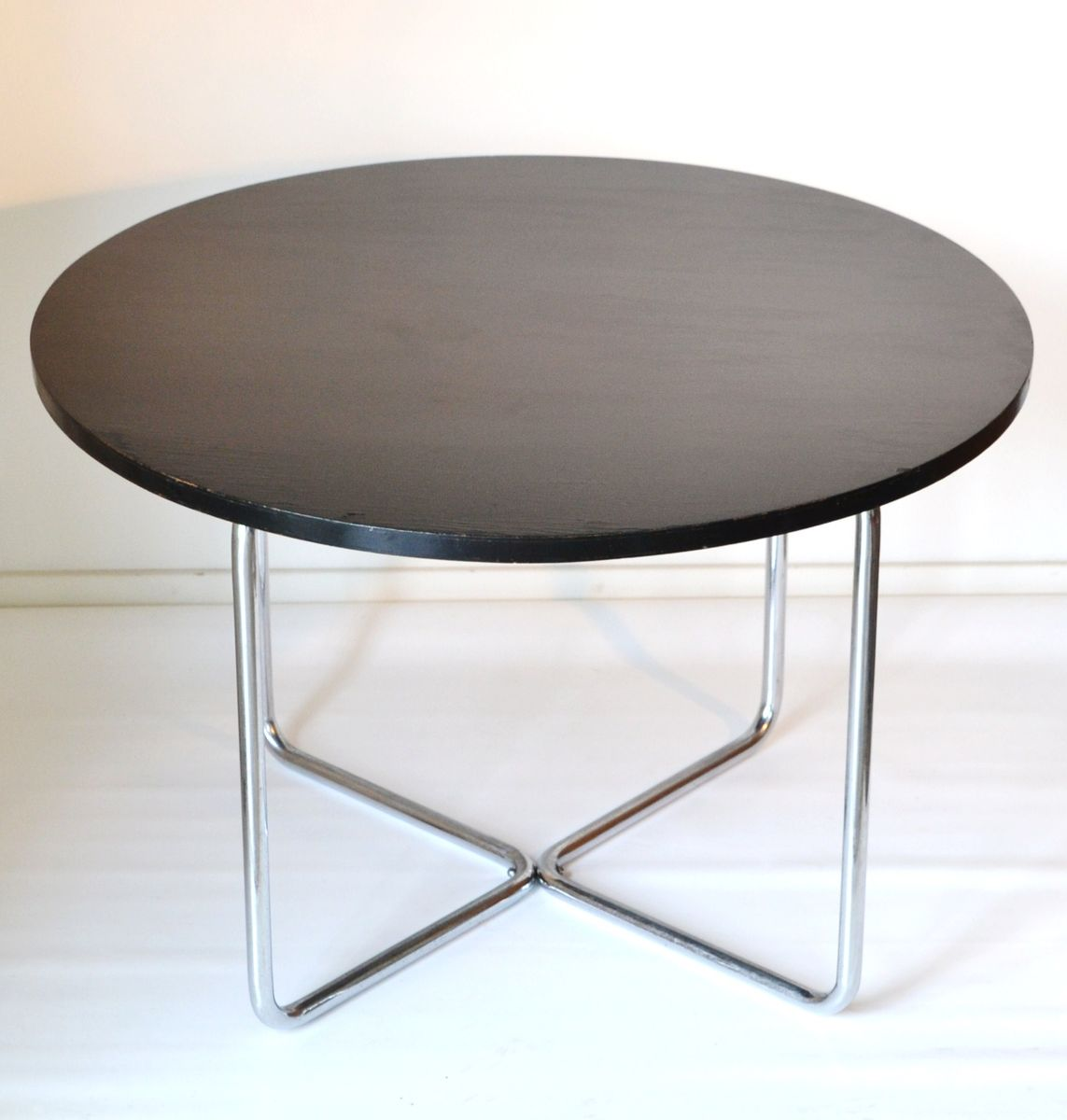 b28 couchtisch von marcel breuer f r thonet 1930 bei. Black Bedroom Furniture Sets. Home Design Ideas