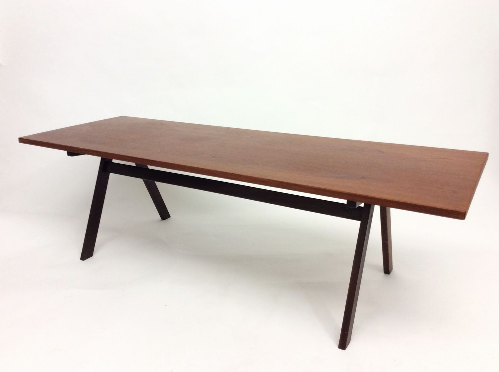 scandinavian coffee table from frem rojle 1960s for sale at pamono. Black Bedroom Furniture Sets. Home Design Ideas