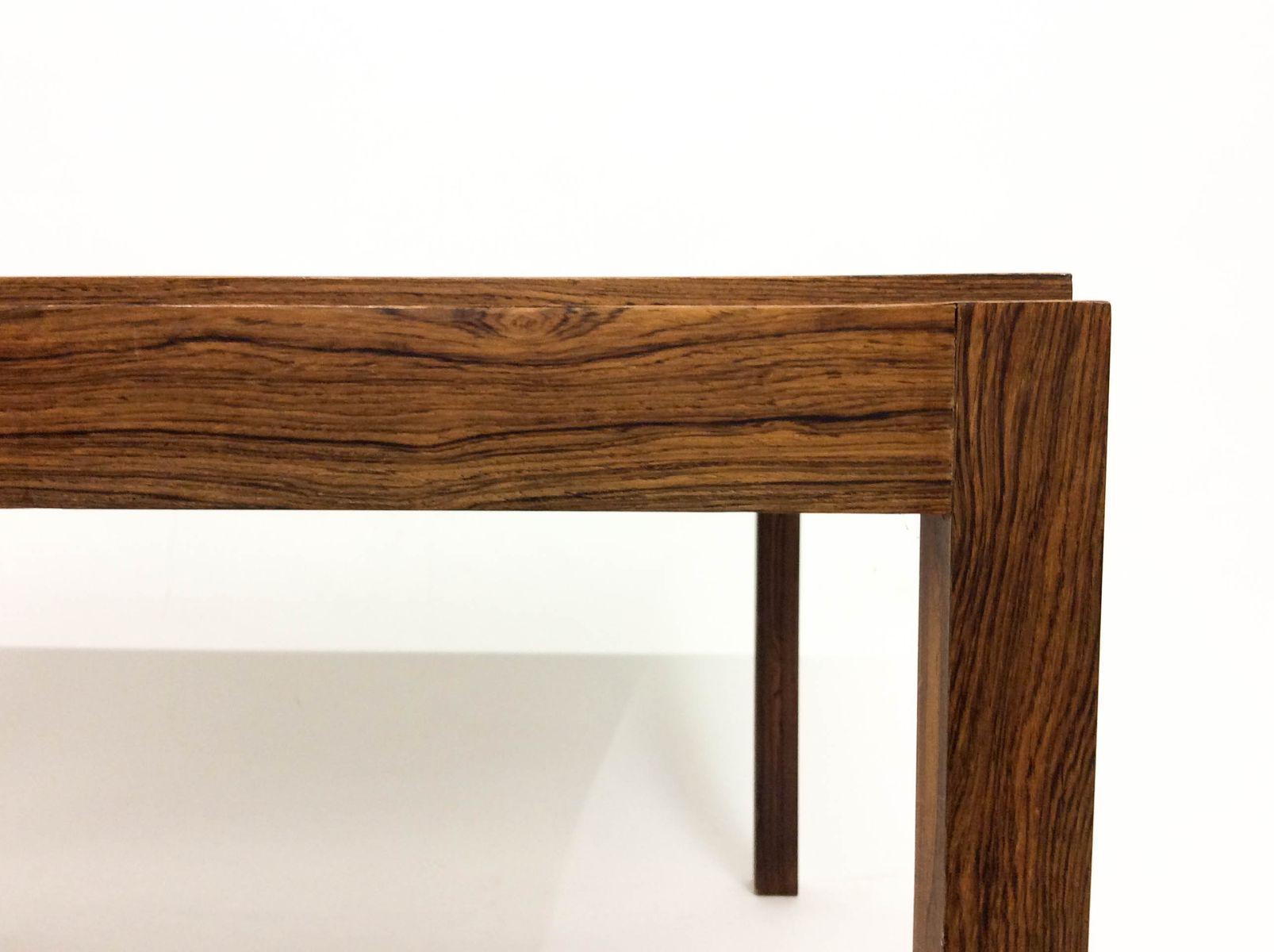 Danish Rosewood Coffee Table, 1960s 6. $1,279.00. +$399.00 ...
