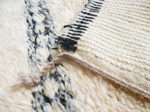 14025 beni ouarain berber rug for sale at pamono. Black Bedroom Furniture Sets. Home Design Ideas