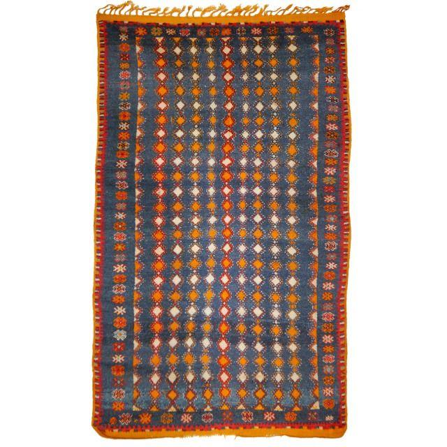 marokkanischer berber teppich bei pamono kaufen. Black Bedroom Furniture Sets. Home Design Ideas
