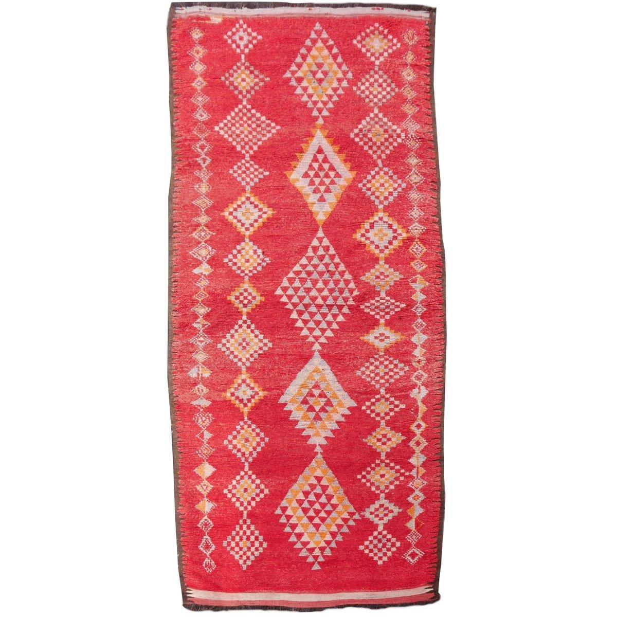 Vintage Boujad Berber Rug For Sale At Pamono