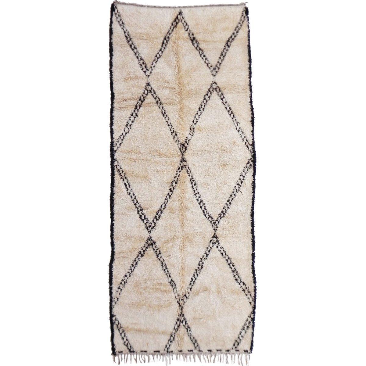 14397 beni ouarain berber vintage palace rug for sale at pamono. Black Bedroom Furniture Sets. Home Design Ideas