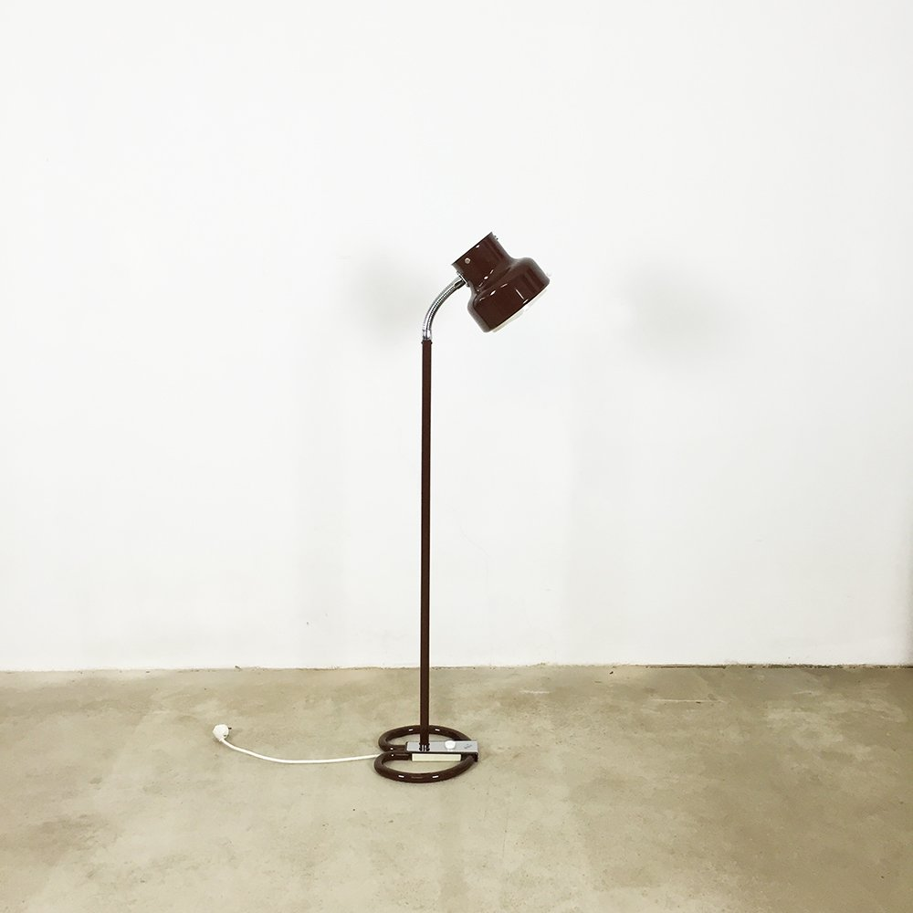 Floor lamp by anders pehrson for atelje lyktan 1970s for sale at pamono for 1970s floor lamps