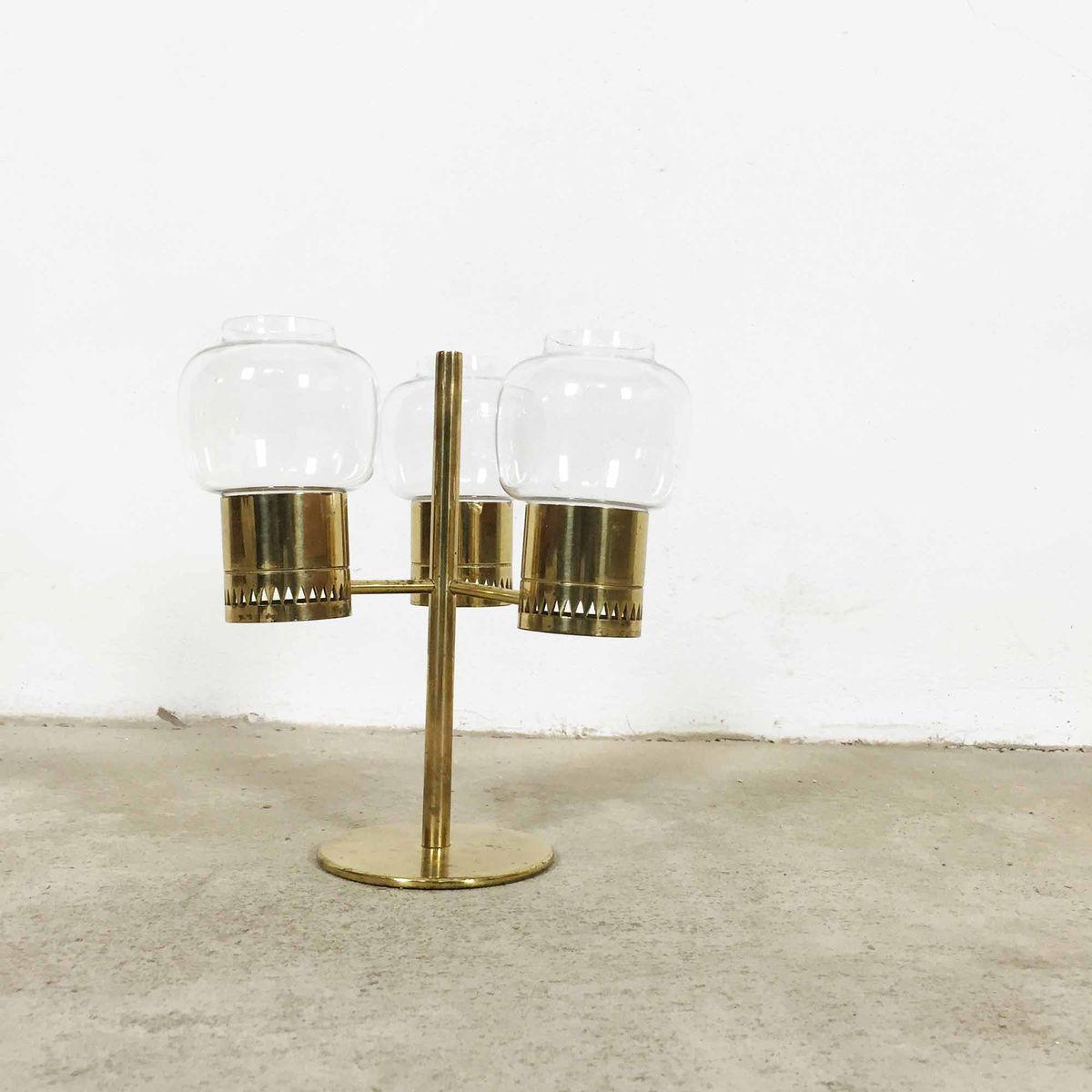 mid century candle holder by hans agne jakobsson for hans. Black Bedroom Furniture Sets. Home Design Ideas