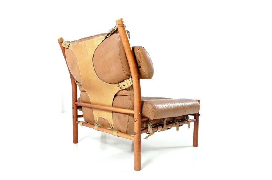 INKA Lounge Chair by Arne Norell for Arne Norell AB 1960s for sale at Pamono