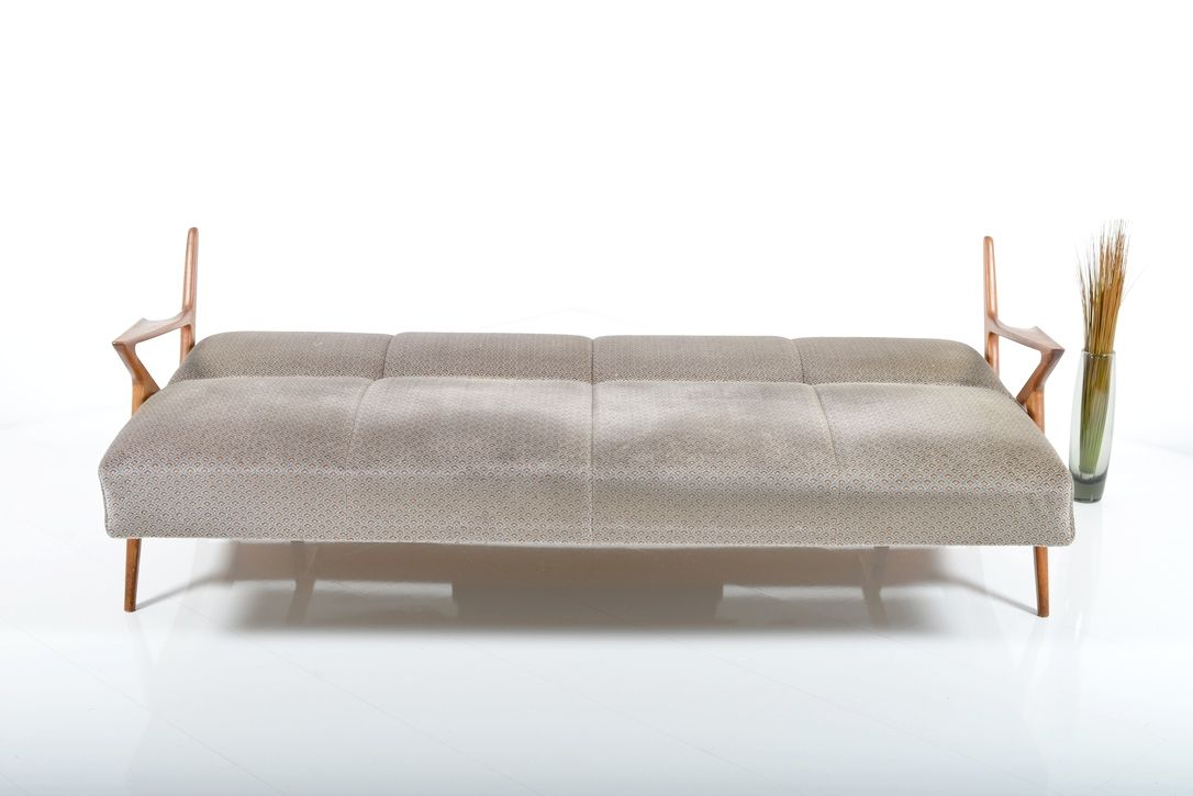 Model Z Sofa By Poul Jensen For Selig Ope 1950s For Sale At Pamono